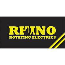 rhino rotating electrics